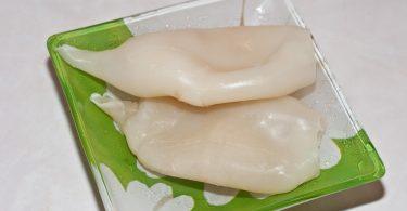 Сколько варить кальмары очищенные после закипания?