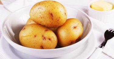 Сколько варить картошку в мундире после закипания?
