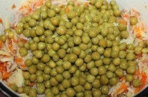 добавляем в салат