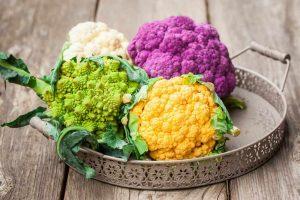 Сколько минут варить цветную капусту?