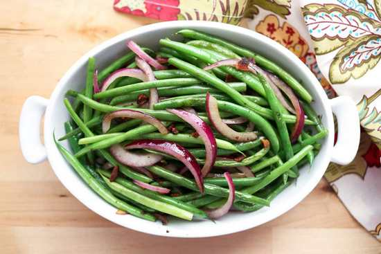 Как сварить стручковую фасоль на плите к салату или на гарнир?