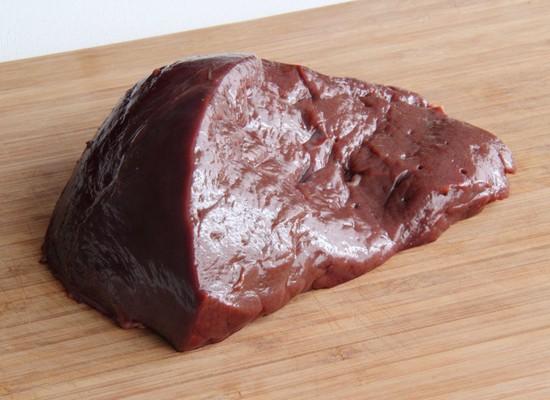 Как подготовить говяжью печень к работе