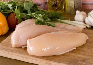 Как и сколько варить грудку курицы для вторых блюд