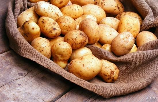 сколько варить картофель