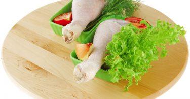 Сколько варить окорочка куриные после закипания?