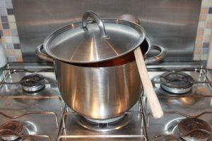сколько варить пшено на воде в кастрюле