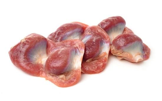 Варим куриные желудочки