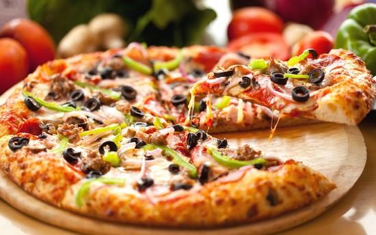 Сколько готовить пиццу в духовке