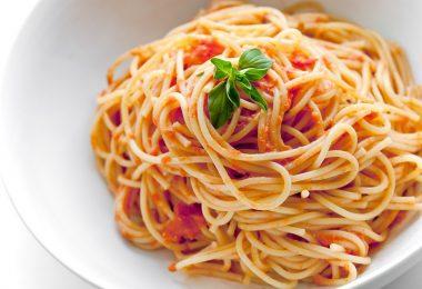 Сколько варить спагетти в кастрюле (твердых сортов)?