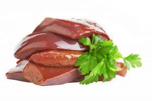 Сколько варить свиную печень до готовности?