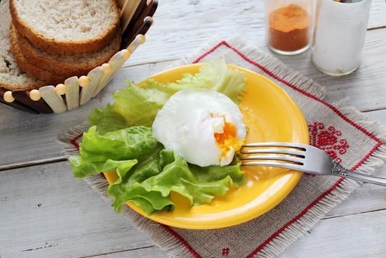 Сколько минут варить яйцо-пашот