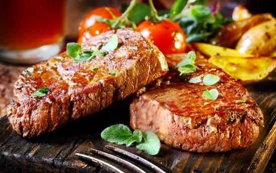 Сколько жарить говядину на сковороде