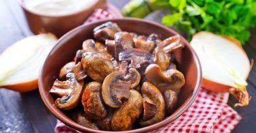 Сколько жарить грибы (вешенки, замороженные, лесные)?