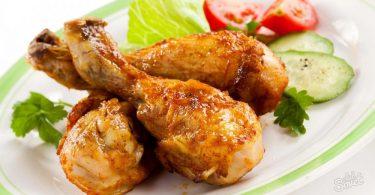 Сколько жарить курицу (на сковороде, кусочками)?