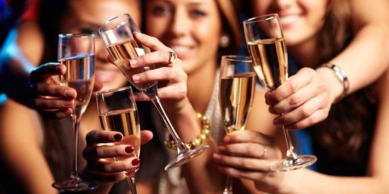 Как рассчитать количество алкоголя для банкета